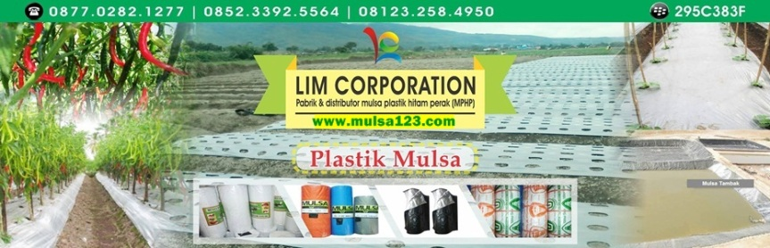 Plastik Mulsa 123